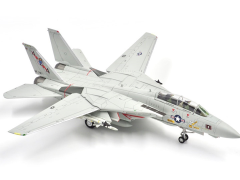 Classic Cats F-14A Tomcat VF-74 Be-Devilers (Clean Ver.) 1/72 Scale Limited Edition Collectible Model