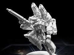 Robotech MiniTech MT26 Super Veritech VF-1A (Battloid Mode) 1/285 Scale Model Kit