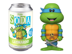 TMNT Vinyl Soda Leonardo Limited Edition Figure