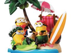 Minions D-Stage DS-051 Minions (Paradise) Statue