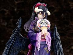 Overlord F:Nex Albedo (Yukata Ver.) 1/8 Scale Figure