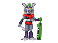 Five Nights at Freddy's Security Breach Roxanne Wolf Action Figure
