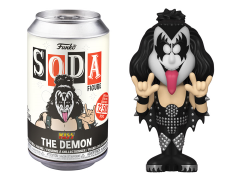 KISS Vinyl Soda The Demon Limited Edition Figure