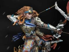 Horizon Zero Dawn Ultimate Premium Masterline Aloy Shield Weaver Armor (Exclusive Ver.) 1/4 Scale Statue