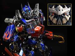 Transformers: Revenge of the Fallen Museum Masterline Optimus Prime EX (Bonus Ver.) Statue