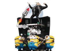 Minions D-Stage DS-050 Minions (Stealing The Moon) Statue