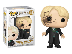 Pop! Movies: Harry Potter - Malfoy with Spider