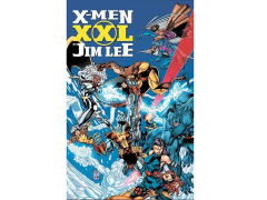 X-Men XXL Hardcover Graphic Novel