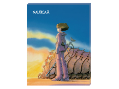 Nausicaa of the Valley of the Wind Ohmu and Nausicaa 366-Piece Artboard Jigsaw Puzzle