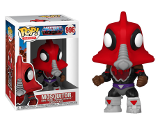 Pop! TV: Masters of the Universe - Mosquitor
