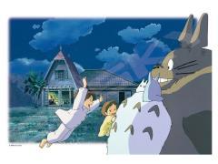 "My Neighbor Totoro ""Jump to Totoro"" 300-Piece Puzzle"