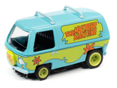 Scooby-Doo Silver Screen Machines Mystery Machine Thunderjet Slot Car
