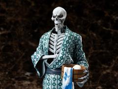 Overlord F:Nex Ainz Ooal Gown (Yukata Ver.) 1/8 Scale Figure