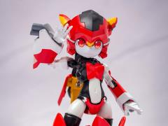 Magic Henshin Scarlet Sonic Figure