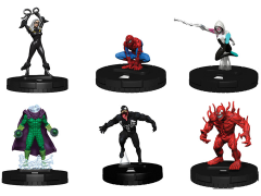 Marvel HeroClix Spider-Man and Venom Absolute Carnage Fast Forces Six-Pack