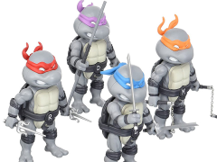 TMNT Hybrid Metal Figuration SDCC 2016 Exclusive Set of 4 Mini-Figures