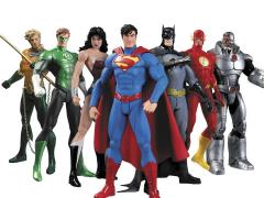 The New 52 Justice League Action Figure 7-Pack