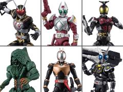 Kamen Rider Shodo-O Kamen Rider Vol.4 Exclusive Box of 10