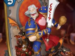 Hearthstone D-Stage DS-072 Leeroy Jenkins Statue