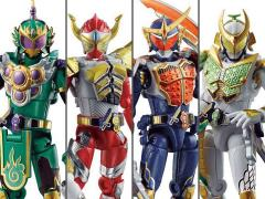 Kamen Rider So-Do Chronicle Kamen Rider Gaim Box of 10 Exclusive Figures