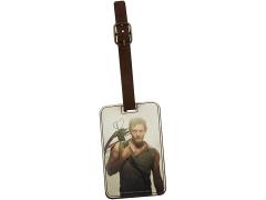 The Walking Dead Daryl Dixon Luggage Tag