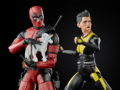 X-Men 20th Anniversary Marvel Legends Deadpool & Negasonic Teenage Warhead