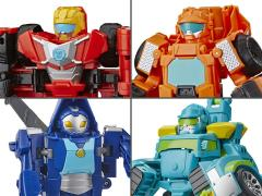 Transformers: Rescue Bots Academy Wave 2 Set of 4 Figures