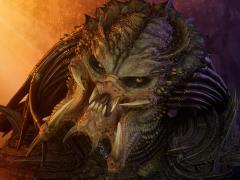 Predator Mythos Predator Barbarian Legendary Scale Bust