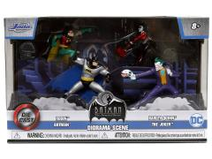 "Batman: The Animated Series MetalFigs 2.75"" Figure Diorama Set"