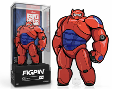 Big Hero 6 FiGPiN #406 Baymax (Armor)