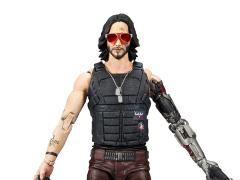 Cyberpunk 2077 Johnny Silverhand (Ver. 2) Action Figure