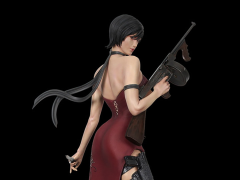 Resident Evil 4 Ada Wong 1/4 Scale Limited Edition Statue