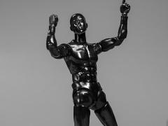 Pocket Elite Obsidian Man 1/12 Scale Body