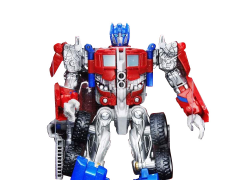 Transformers Robo-Vison Optimus Prime Exclusive