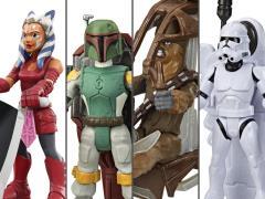 Star Wars Mission Fleet Set of 4 Figures