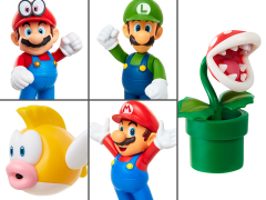 "World of Nintendo 2.50"" Wave 24 Set of 5 Limited Articulation Figures"