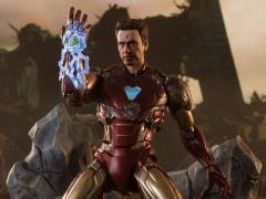 Avengers: Endgame S.H.Figuarts Iron Man Mark LXXXV (I Am Iron Man Edition) Exclusive