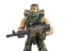 Call of Duty Mega Construx Heroes Frank Woods