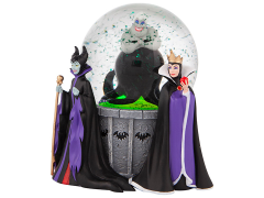 Disney Villians Water Globe