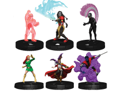 X-Men HeroClix House of X Booster Pack of 5 Figures