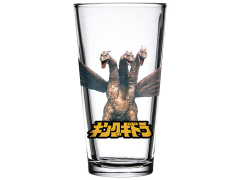 King Ghidorah Toon Tumbler Pint Glass