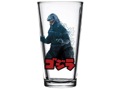 Godzilla Figure Toon Tumbler Pint Glass