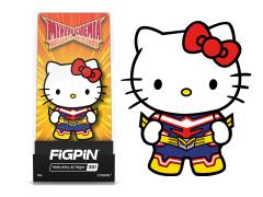 Sanrio x My Hero Academia FiGPiN #391 Hello Kitty All Might