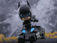 The Dark Knight CosRider Batman & Batmobile Set