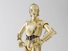 "Star Wars 12""PM Chogokin C-3PO Figure"