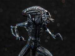 Aliens Blue Alien Warrior 1:18 Scale PX Previews Exclusive Action Figure