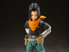 Dragon Ball Z S.H.Figuarts Android 17 Exclusive