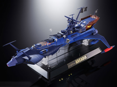 Space Pirate Captain Harlock Soul of Chogokin GX-93 Space Pirate Battleship Arcadia