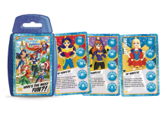 DC Comics Top Trumps Super Hero Girls Card Game