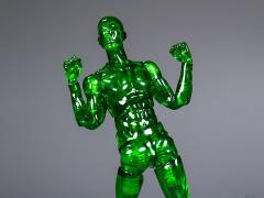 Pocket Elite Jadeite Man 1/12 Scale Body